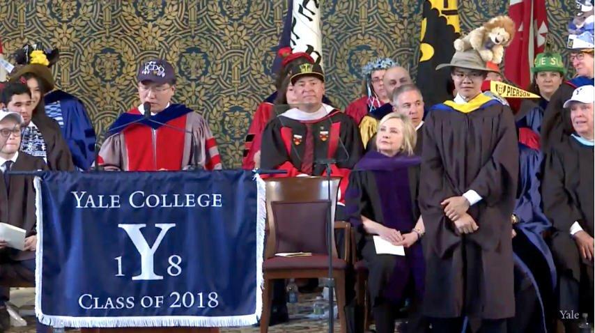 Lionel Jin wins the Russell Henry Chittenden Prize #Yale2018 https://t.co/8z5bjxxX3x
