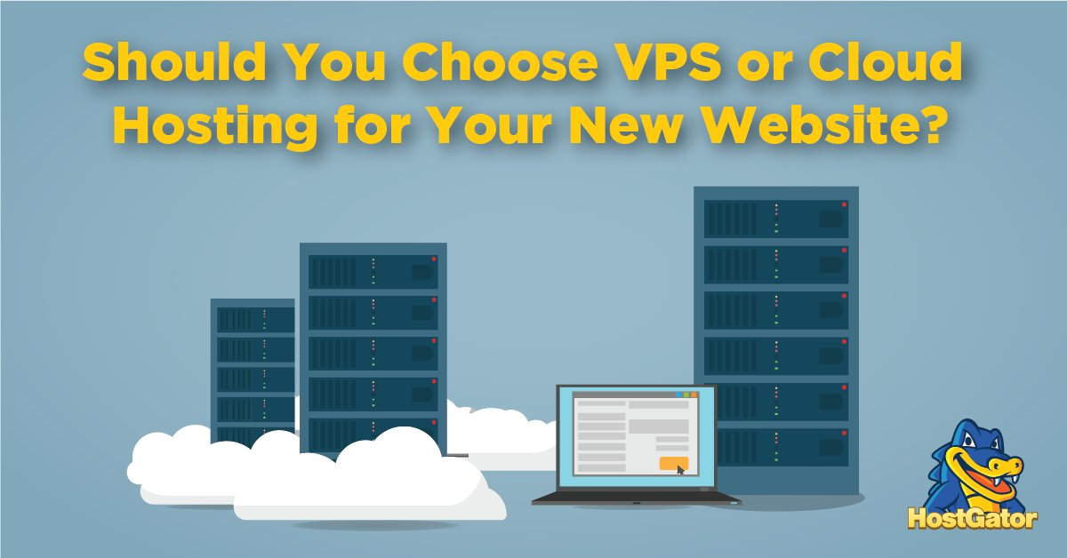 VPS vs. Cloud Hosting for Your New Website? https://t.co/aLTprqwLl3 #hosting #wordpress #bestblog #blogengine https://t.co/WvjFzuSW8D