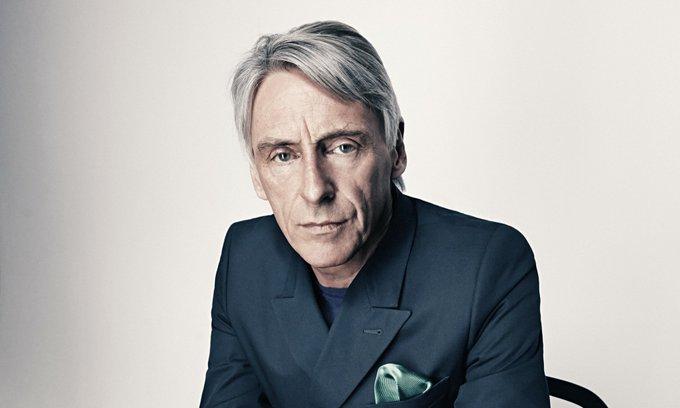 Happy birthday, Paul Weller