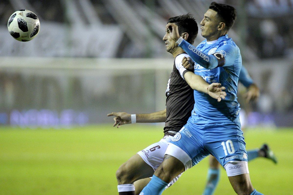 #CopaArgentina @caplatense venció 1 a 0 a @Belgrano y pasó a la siguiente fase 👉 https://t.co/KV3hFSlk2j https://t.co/jiBfaNxaqH