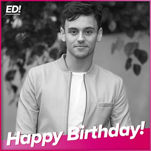 Happy Birthday Tom Daley!