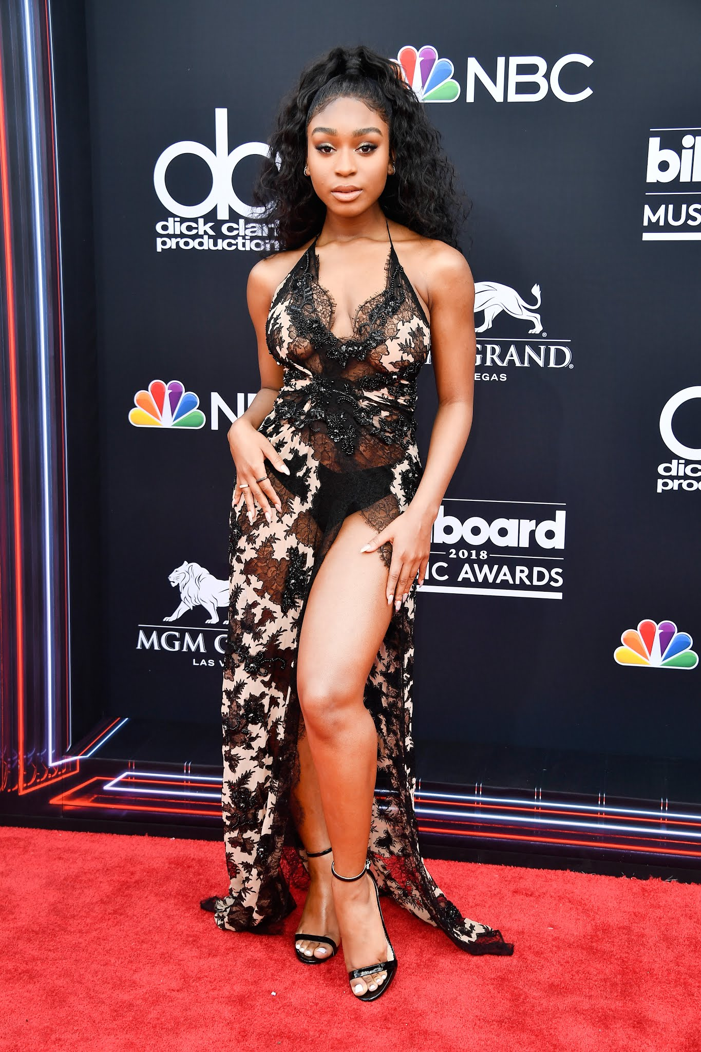 .@normani stole the show at the #BBMAs. https://t.co/6PQThTV4Xe https://t.co/yOQox0oN4Y