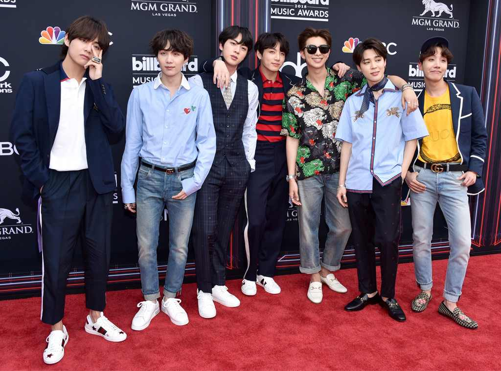 BTS just stole the show at the BBMAs: