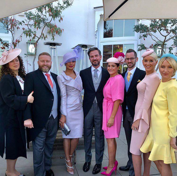 Bridal crew #squad ❤️💥 https://t.co/YGzbECMGtk