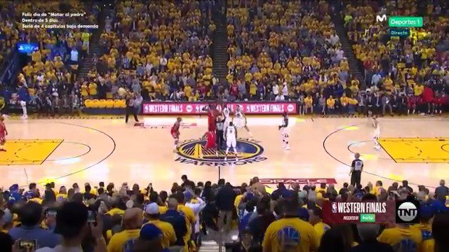 Los Warriors aplastan a los Ro rockets