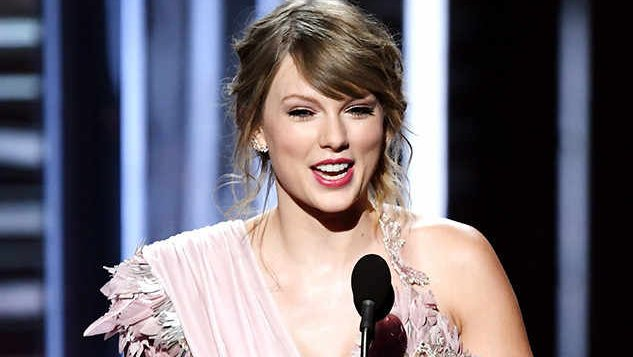 Look what you made Taylor Swift do: Win two Billboard Music Awards.