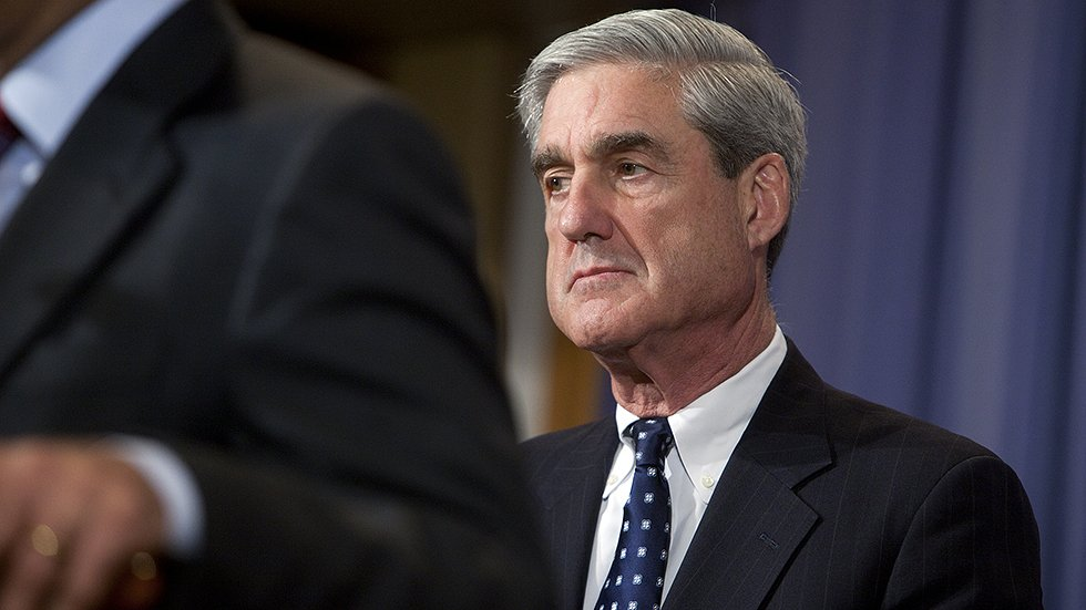 FOX NEWS FIRST: DOJ to investi stopping robert mueller