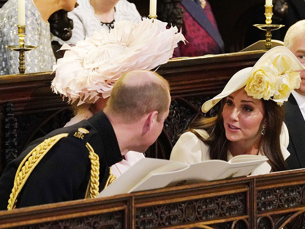 Did you notice this about Kate Middleton's appearance at the Royal Wedding...?