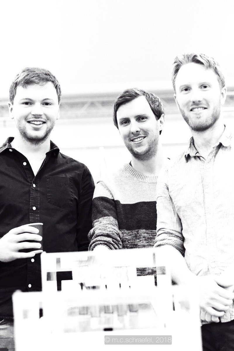 test Twitter Media - Last week James Miles, Toby Roberts and @WildingNicholas presented the CDT SIS/@UoS_ICER Marble Run at the Festival for Doctoral Research Showcase at the @unisouthampton @SotonEngEnv https://t.co/avseKeNjem