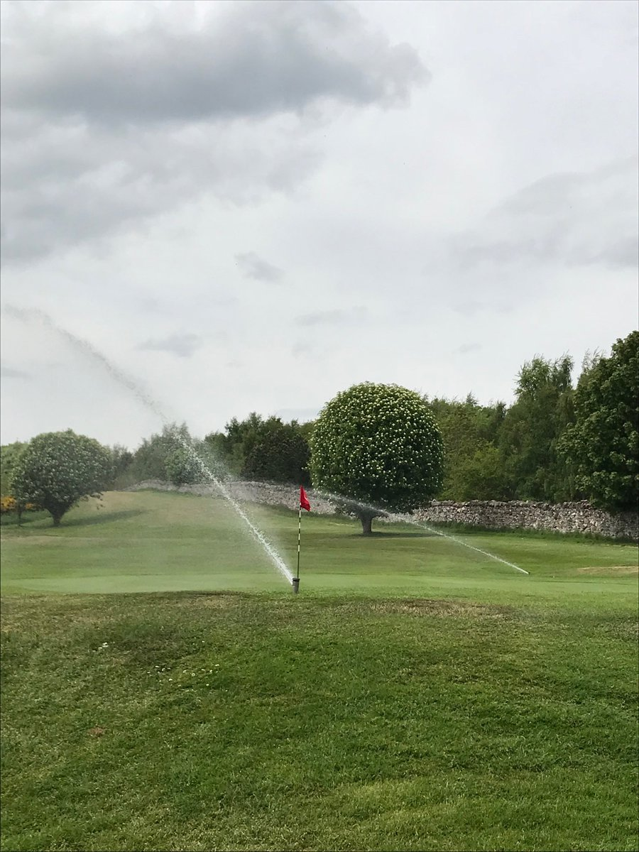 test Twitter Media - Lot of watering being done today with sprinklers and hand watering . https://t.co/Zph0Ku6W2X