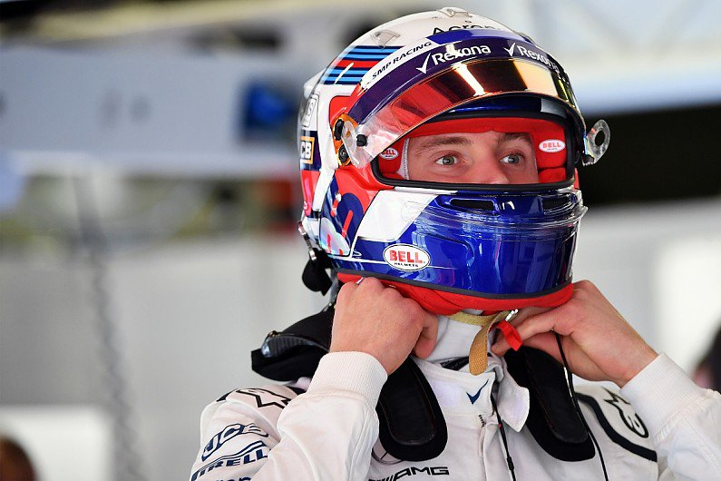 Sergey Sirotkin: I am making my life harder in rookie #F1 season https://t.co/qZhMR2iQSp https://t.co/iAGLEGygsP
