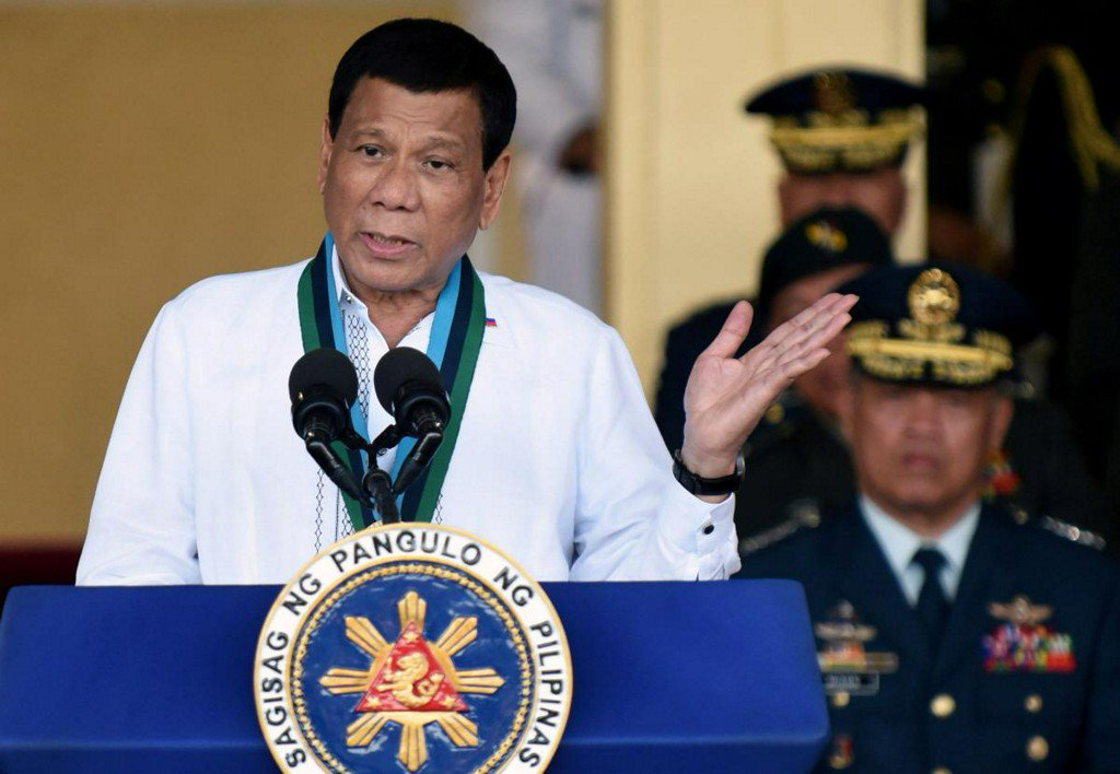 Philippines takes 'appropriate action' over Chinese bombers in disputed South China Sea https://t.co/tNByQsMO85 https://t.co/GRAiZkEIIm