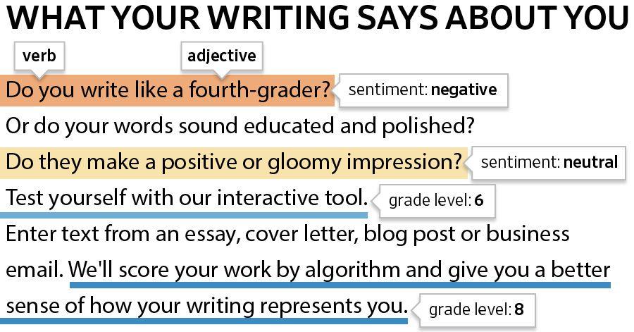Do You Write Like A Fourth Grader Enter A Business Email Or A Job