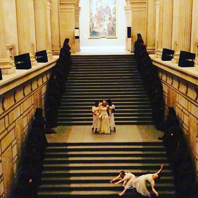 Before...............#rehearsal #metgala #dance @guwre https://t.co/TUqmZKb1hh