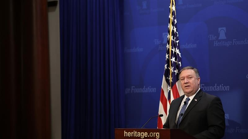Mike Pompeo speech: What are the 12 demands given to Iran?