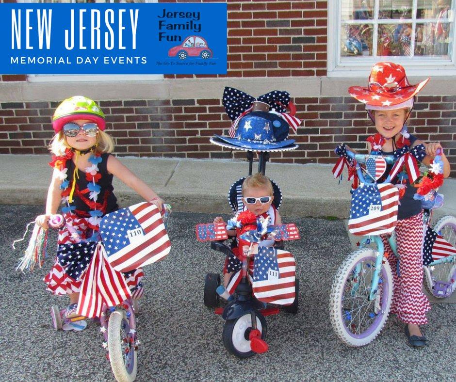 Please Retweet New Jersey Memorial Day Events - #JerseyFun #NJ #MemorialDay https://t.co/U32ilMhqO6 https://t.co/wJG8l6lMa5