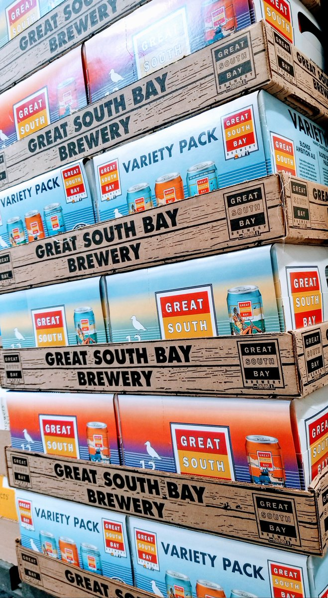 #MemorialDayWeekend is almost here! We're ready, are you?! @greatsouthbay @montaukbrewco #MemorialDay #drinklocal https://t.co/UbSrlDmgb8