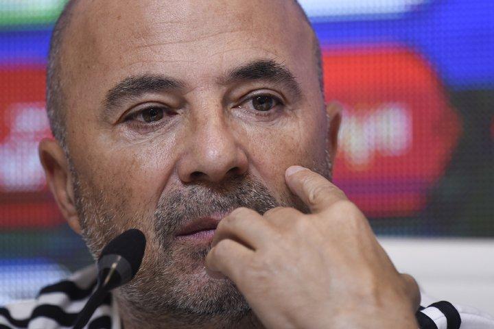 @BroadcastImagem: Técnico da Argentina convoca jogadores para a Copa da Rússia. Gustavo Garello/AP