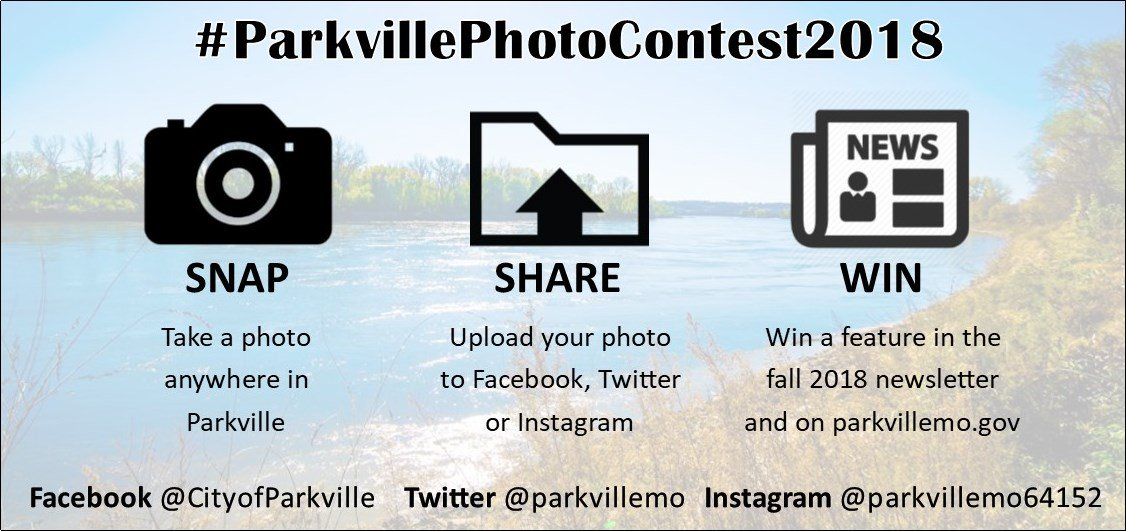 test Twitter Media - We would love to see your photos of Parkville! Share on Facebook (City of Parkville, MO), Twitter (@parkvillemo) or Instagram (parkvillemo64152). #ParkvillePhotoContest2018 https://t.co/xntyf4hpMz