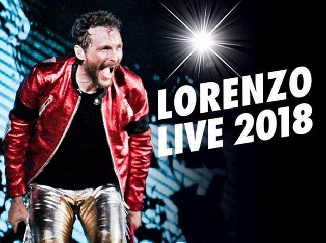 test Twitter Media - 🎶 LORENZO LIVE 2018🎶 🔊ULTIMI TICKET DISPONIBILI EBOLI 25/05  #jovanotti #live #eboli #ticket #euforie #VicoEquense https://t.co/hRLXgqcZmk https://t.co/mMOOcjKcEr