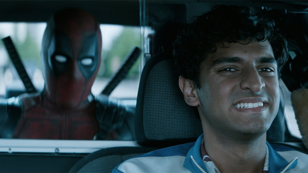 Review: #Deadpool2 throws everything against the wall, rarely concerned with how much sticks https://t.co/tm4Nzi7Ggq https://t.co/IbYE71Xawi