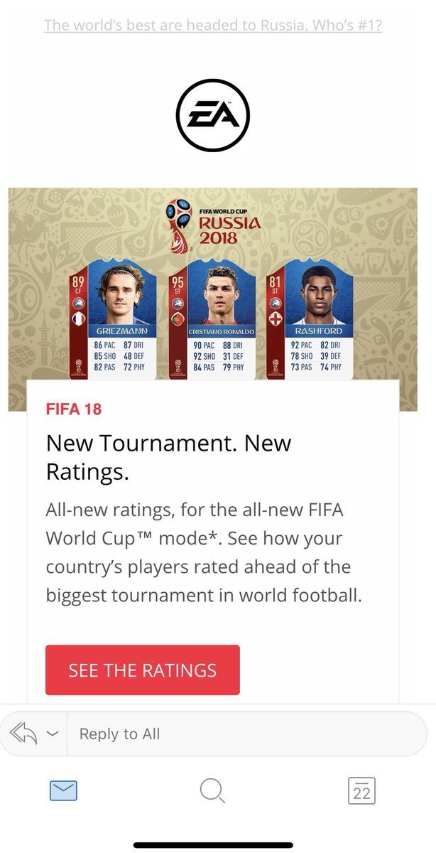 😮😮 ST 95 CR7!  #FIFA18WorldCup https://t.co/cZvzdIWd23