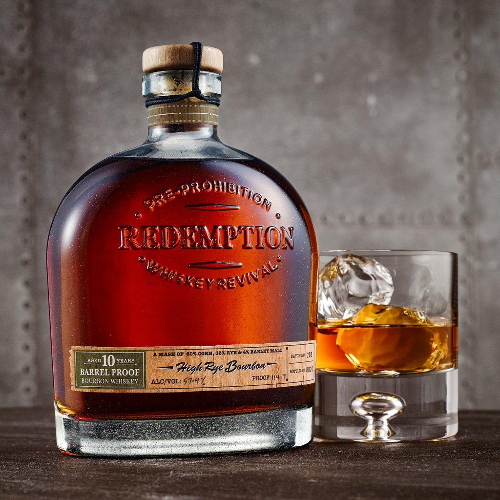 "test Twitter Media - RT @drinkdistiller: ""Rounded mouthfeel neither too sweet or too dry."" @redemptionrye Barrel Proof 10 Year High-Rye Bourbon (2017 Edition ◉  Points ◉ on #Distiller: https://t.co/HwdY4l7PqB https://t.co/BaFW7bTSdh"