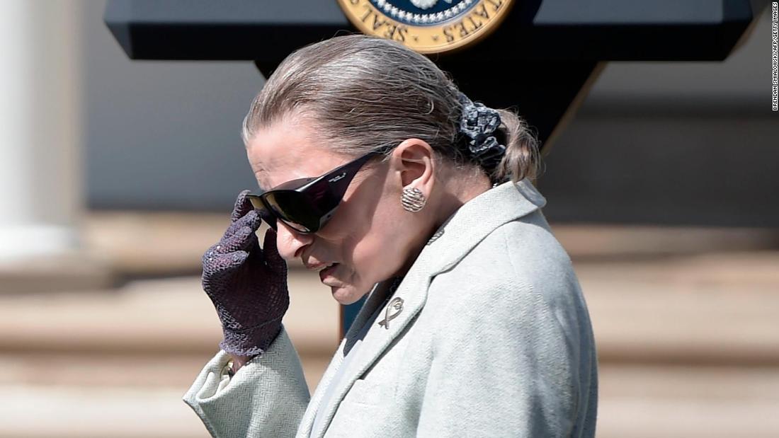Supreme Court Justice Ruth Bader Ginsburg takes off the gloves https://t.co/keVHAM0evv https://t.co/DRZDDbNo1j