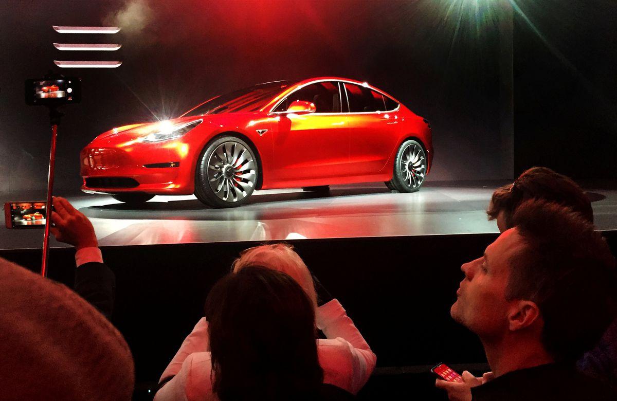 Tesla's Musk admits Model 3 braking flaw, promises fix @GlobeBusiness