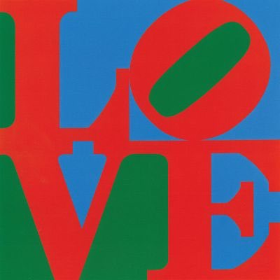 Robert Indiana https://t.co/9rbjICGNWc