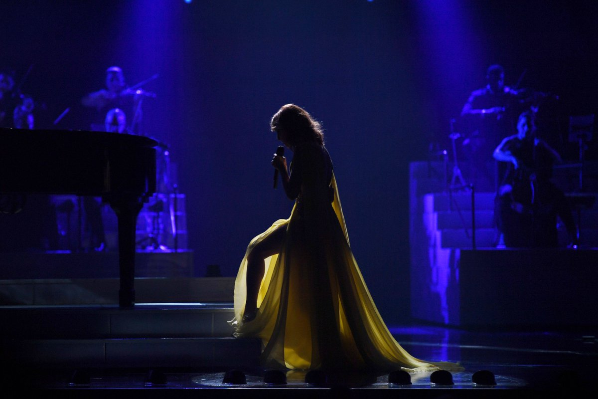 She's back tonight... / Elle est de retour ce soir... - Team Céline ????????  cc. @ColosseumatCP  ???? : @denisetruscello https://t.co/fP4lqhc2om