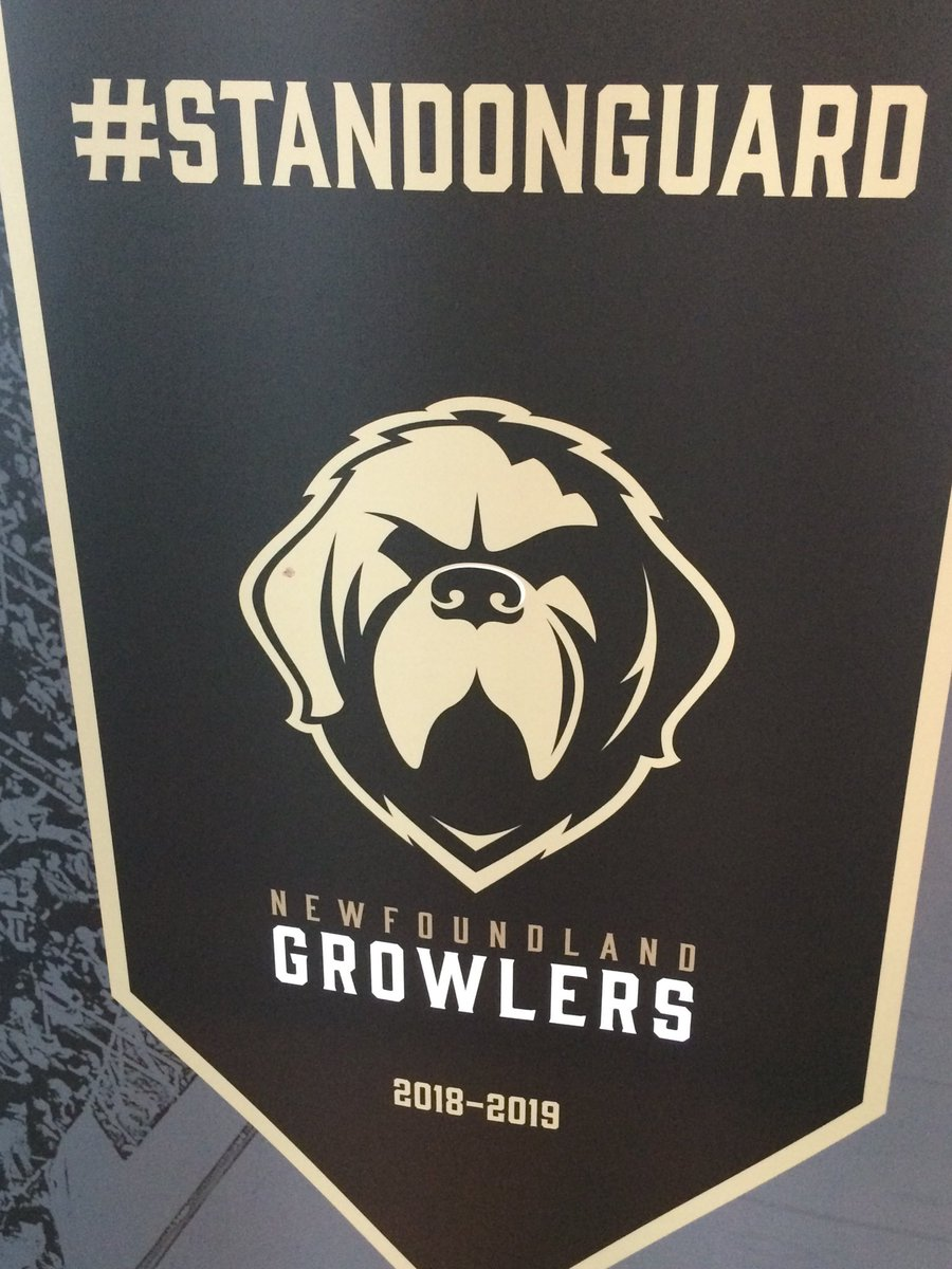 test Twitter Media - RT @telyrobinshort: Newfoundland Growlers are newest ECHL entry. https://t.co/2wZCaRWlZ2