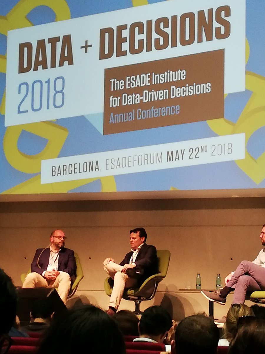 test Twitter Media - Nice talk @j_murillo_arias Really interesting Data strategy at #BBVA specially the social part and your bet for trust #DataisthenewOil #DigitalTransformation https://t.co/QH9O86g2Xf