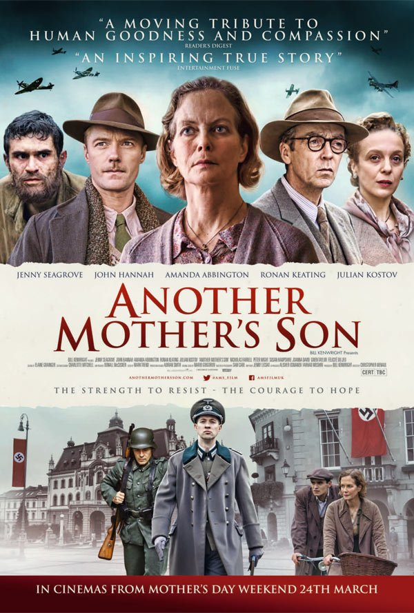 test Twitter Media - As part of our Home Front in depth study Year 8 have been enjoying watching 'Goodnight Mr Tom' at lunchtimes. Our next feature will be 'Another Mother's Son' based on the Nazi occupation of the Channel Islands.  RS / KRS https://t.co/4Gd0eWi4W4