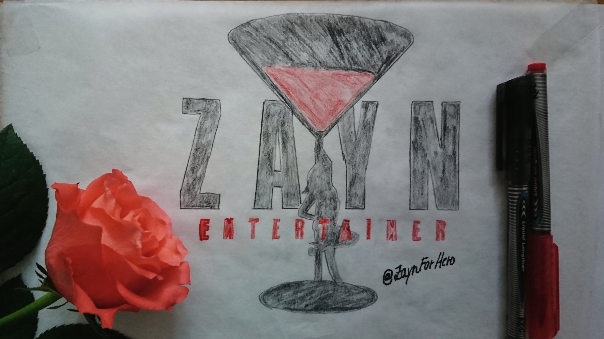 FOREVER you will be our FAVORITE #Entertainer ��❤️ @zaynmalik @inZAYN https://t.co/cUT9jIOfXJ