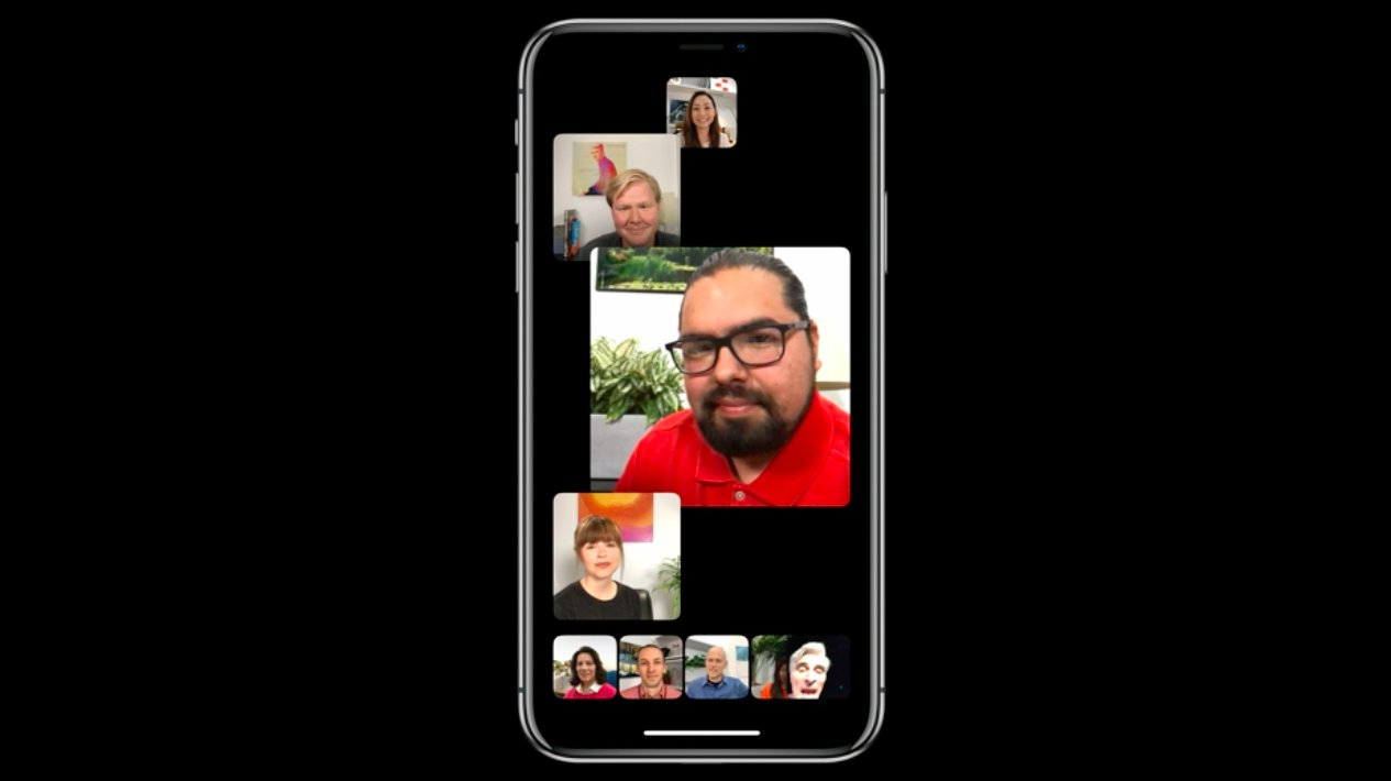 Apple is now letting you FaceTime with 32 simultaneous people #WWDC18 https://t.co/kieaI4D18E https://t.co/rzgzkTZgCG