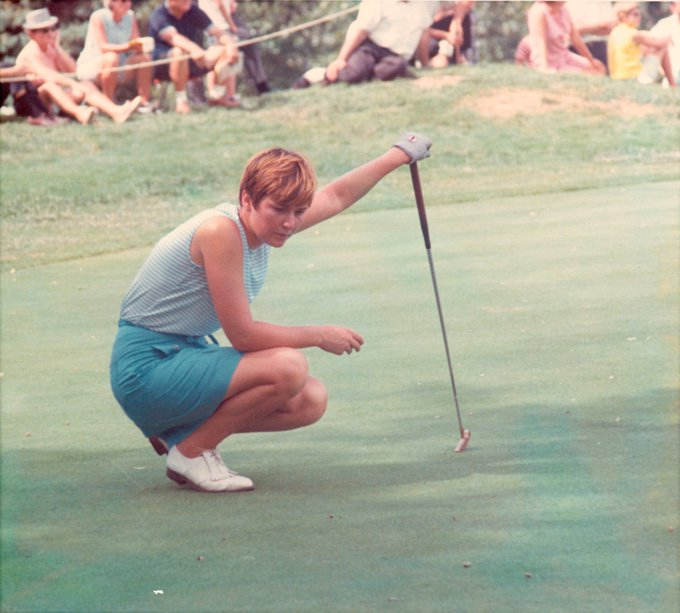 Happy 70th Birthday to Sandra Post! She is not only an amazing golfer but also a fantastic role model