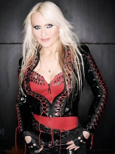 Happy Birthday! Doro Pesch (Warlock, Doro)    1964 6 3 54