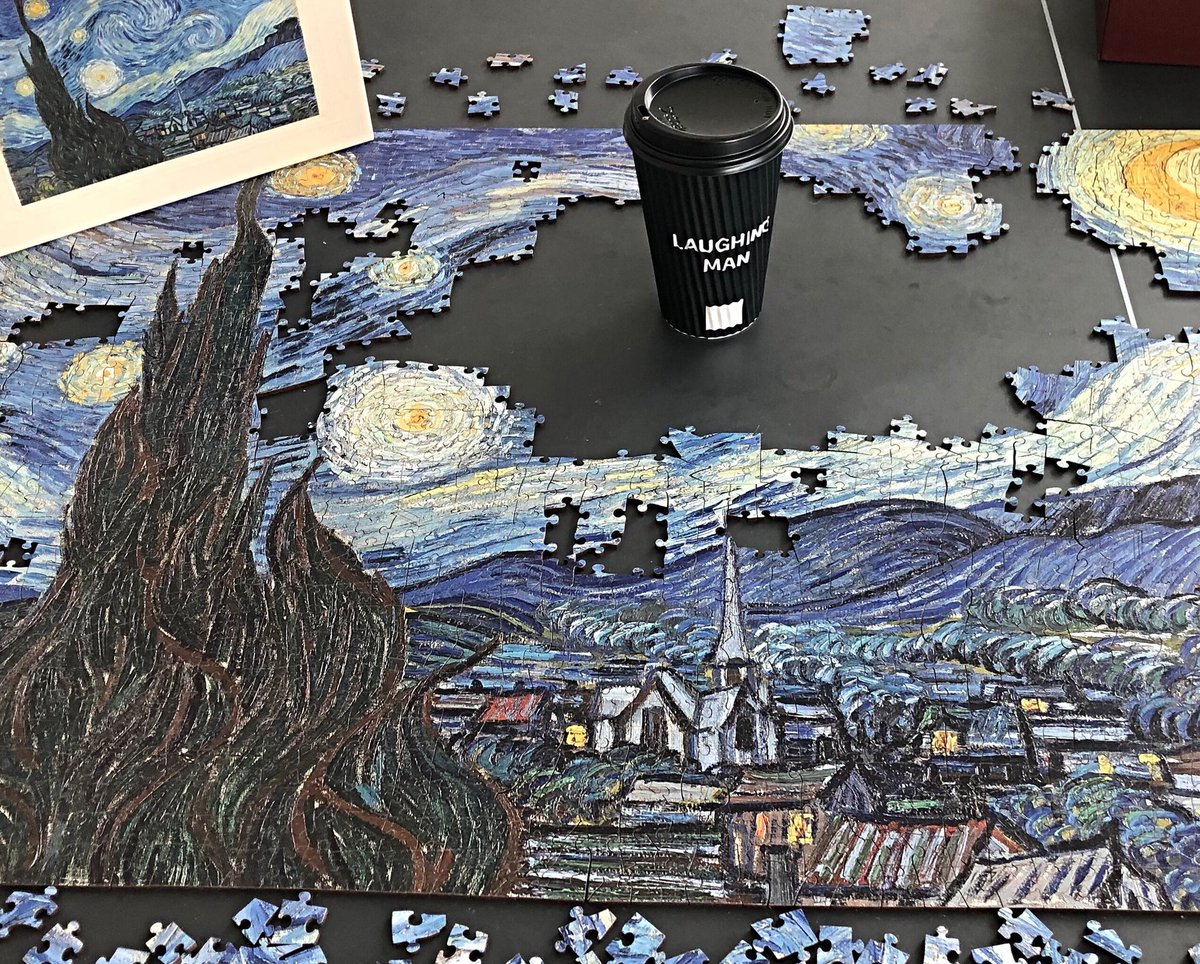Almost ... #puzzle #starrynight https://t.co/DUslu3OJe3