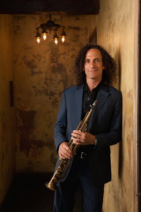 Happy 62th Birthday to Kenny G.          ~ The Moment