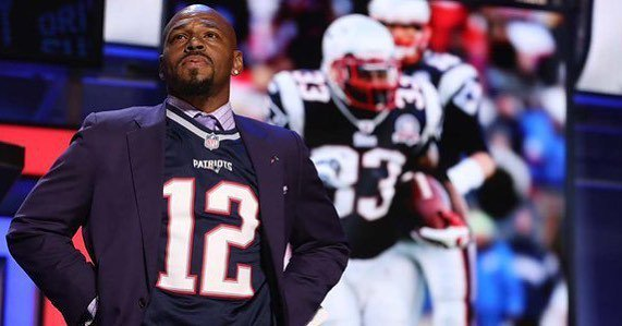 Happy Birthday Mr. Kevin Faulk