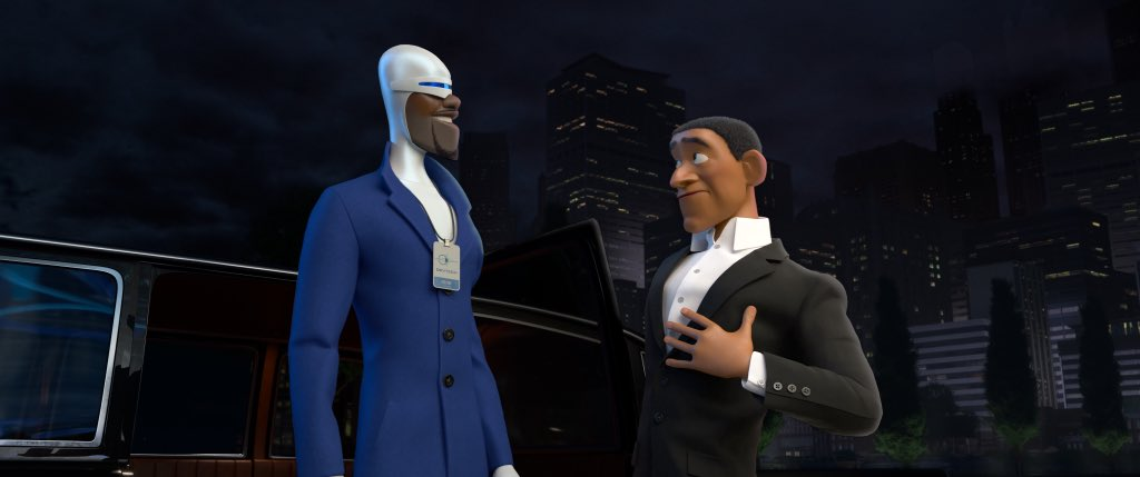 Frozone, I'm your biggest fan ❄️ See me in #Incredibles2 in theatres June 15 ???? https://t.co/0A07XfKwf4