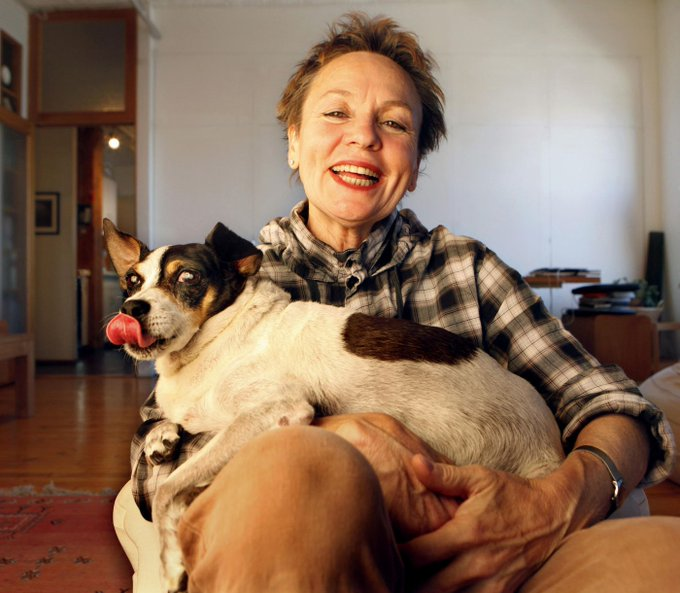 Happy birthday, Laurie Anderson! The composer, musician and film director turns 71 today