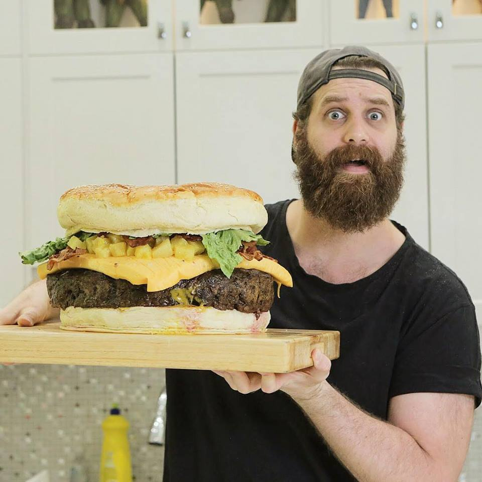 Blow-Your-Mind Buffalo Burgers Blow-Your-Mind Buffalo Burgers new photo