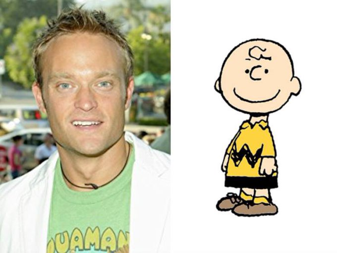 Happy 44th Birthday to Chad Allen! The voice of Charlie Brown in Happy New Year, Charlie Brown.
