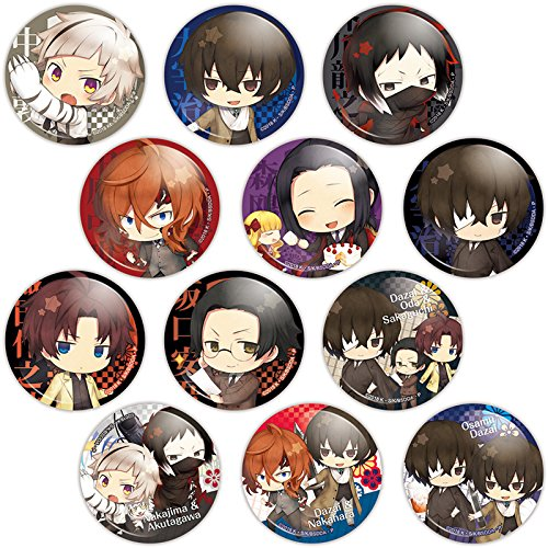 Badge - Bungou Stray Dogs  Price : $42.01 (FREE Shipping)  https://t.co/TusS73cruT https://t.co/HrZntHv3C1