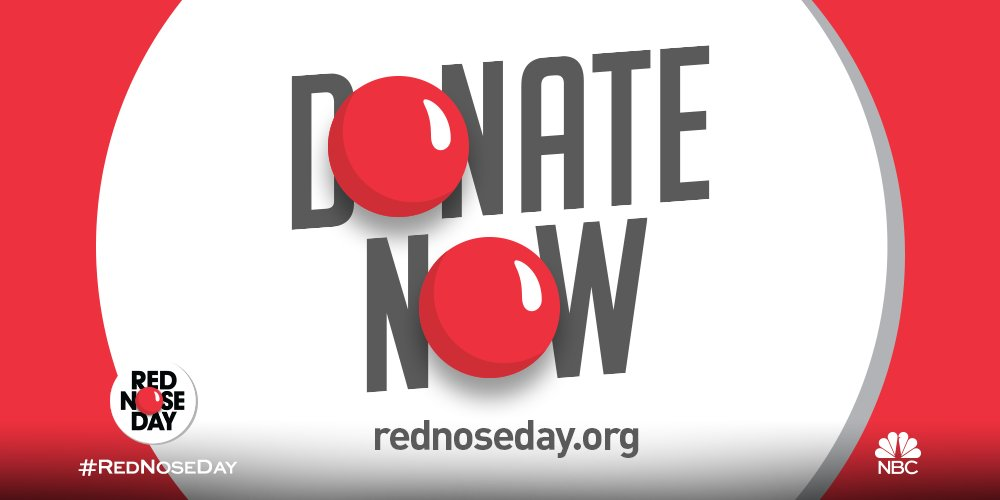 RT @nbc: Because no child should go to bed hungry. #RedNoseDay https://t.co/22YQG6IPEk https://t.co/KXGYYPQ5zn