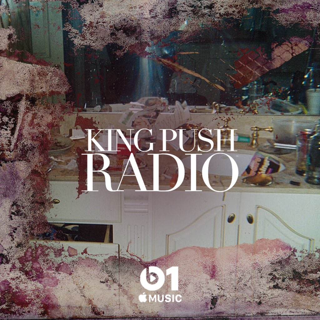 First episode of KingPush Radio @beats1official @applemusic Listen at 1PM EST/10AM PST https://t.co/RbLKsBMmEQ https://t.co/mi8PfduXiF