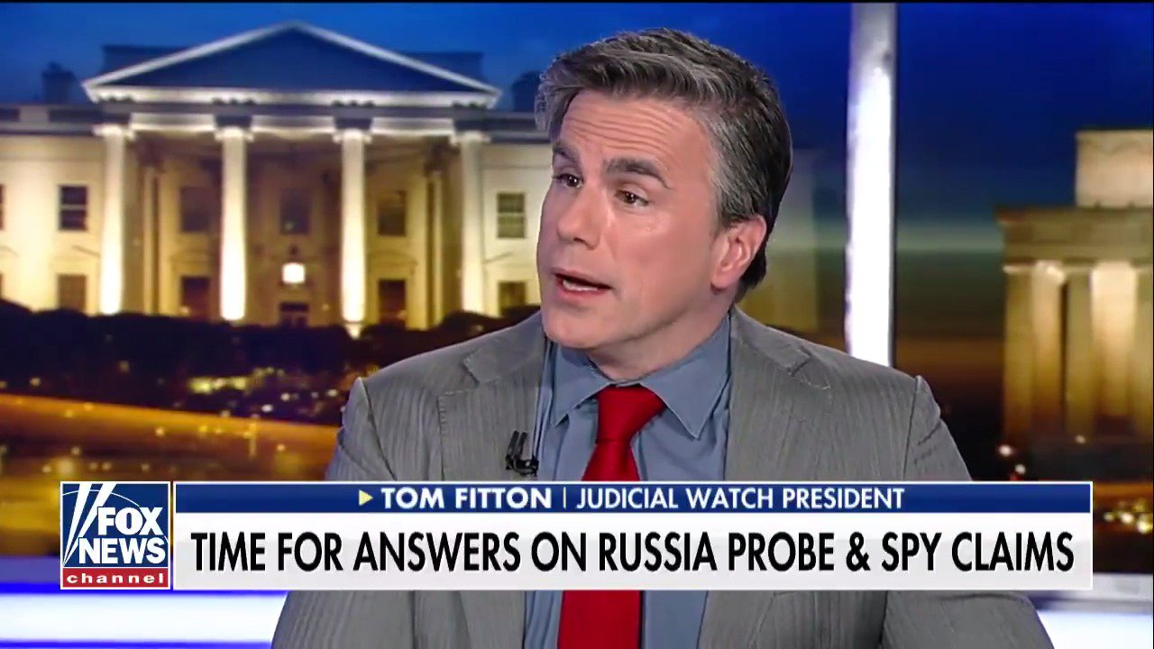 .@TomFitton: 'We want to see the documents.'  #Tucker https://t.co/GKVfvUpKfW https://t.co/sHIsSgS8yj