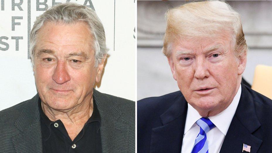 RT @pretareporter: Trump not banned from Nobu restaurants, Robert De Niro rep clarifies